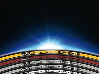 System węży i złączek GlobalCore™ Parkera