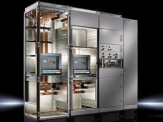 Rozdzielnice instalacyjne ISV