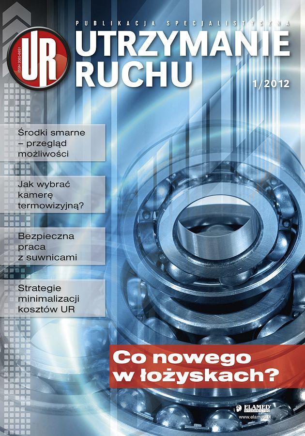 Utrzymanie Ruchu wydanie nr 1/2012